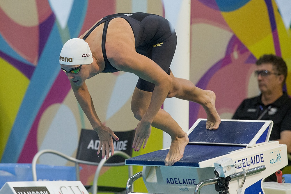 Cate Campbell-Less Aussie Women Battle To Silver In 4×100 Fr Relay