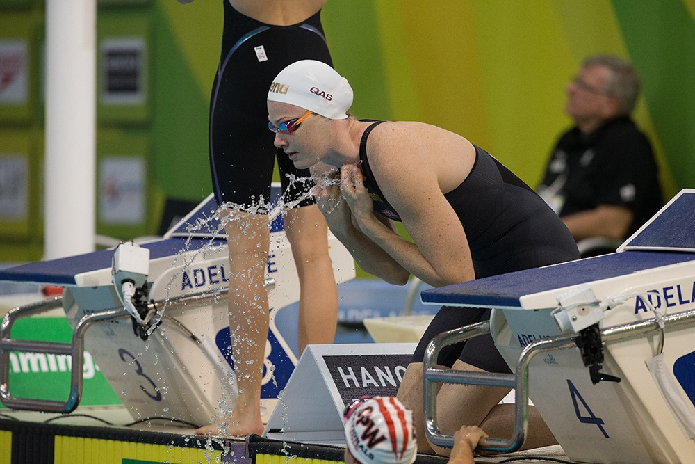 Watch Cate Campbell Crush 23.19 50 SC Free Commonwealth Record