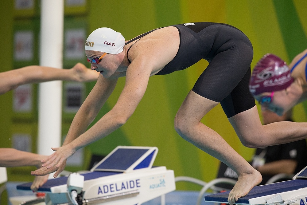 Watch Cate Campbell Race To Near Exhaustion En Route To 200 Free PB