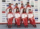A subset of 2016 Japanese Olympic Team