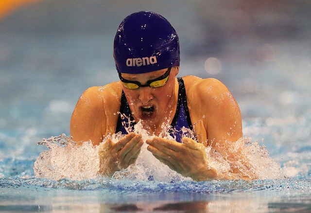 Hannah Miley Aims to Earn 7th 400 IM British Championship Title