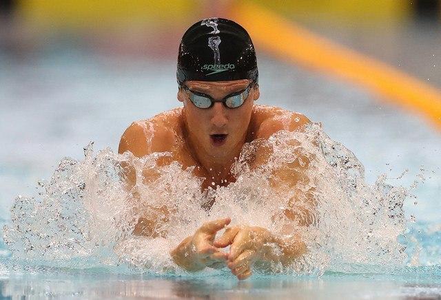 Michael Jamieson, courtesy of Scottish Swimming