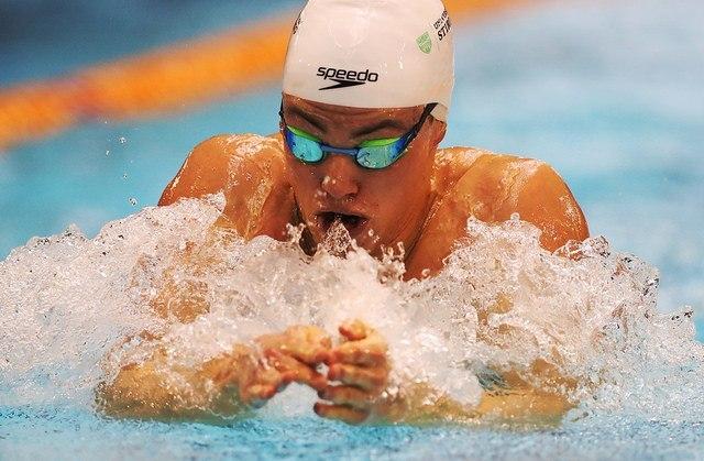 Craig Benson, courtesy of Scottish Swimming