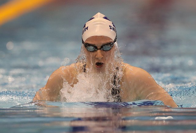Jennifer King, courtesy of Scottish Swimming