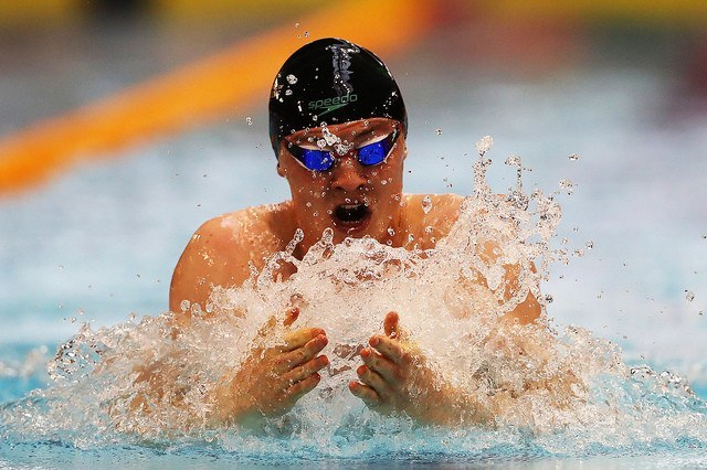 Ross Murdoch, courtesy of Scottish Swimming