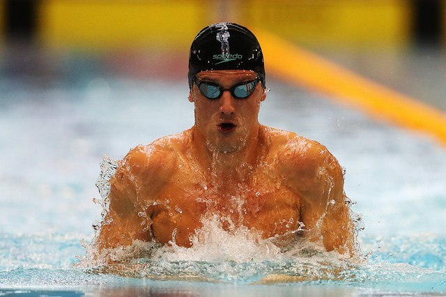 Michael Jamieson, courtesy of Scottish Swimming