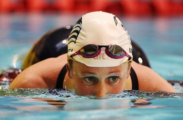 Hannah Miley, courtesy of Scottish Swimming