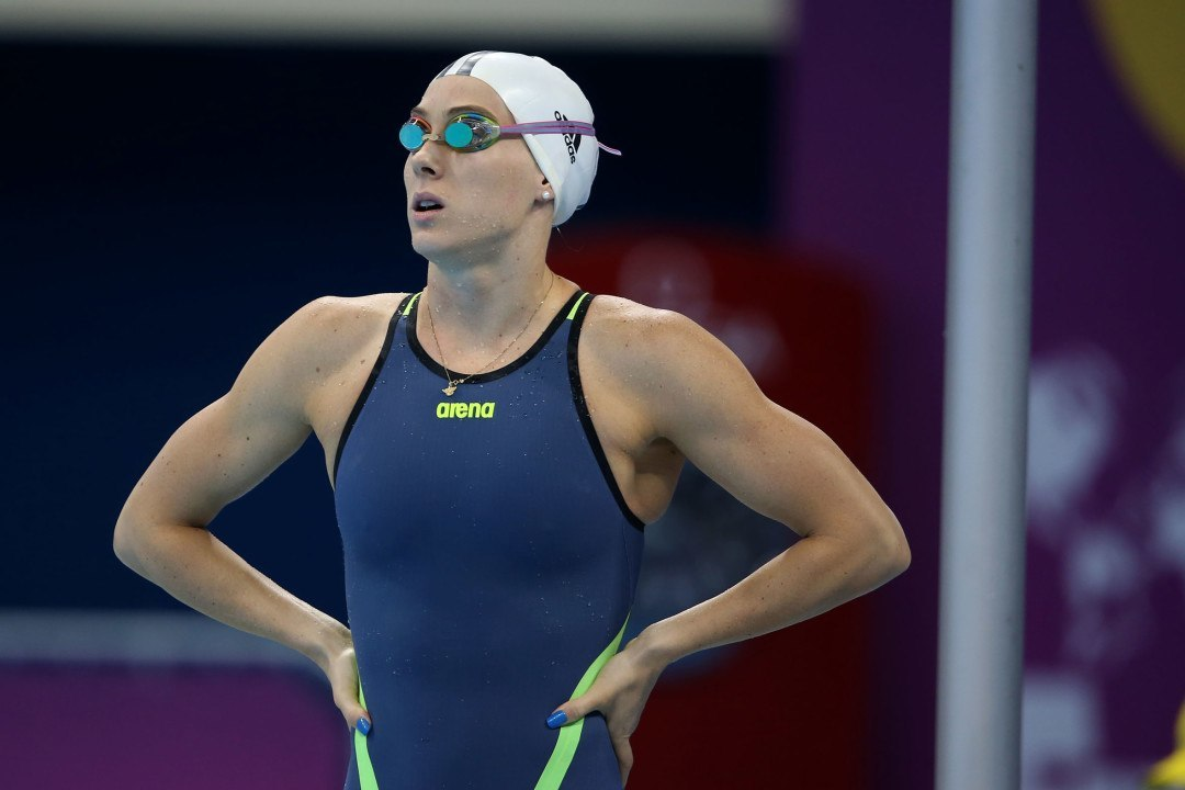Manuella Lyrio to Train with Kylie Masse in Canada