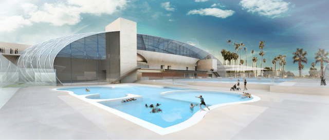Belmont Plaza Proposed Pool 2