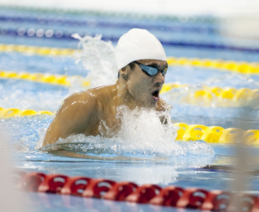 Pickrem, Funk Win 100 Breast Titles To Close Canadian Nationals