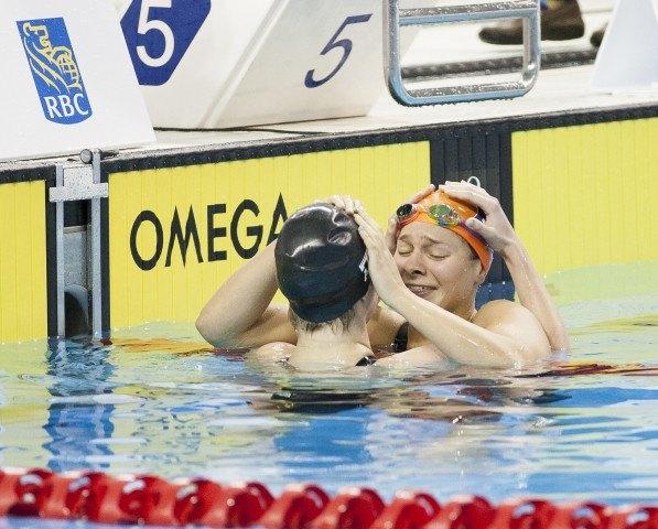 Erika Seltenreich-Hodgson 2016 Canadian Olympic Trials