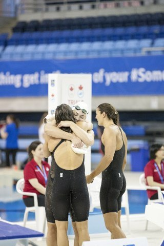 2016 Swimming Canada Olympic Trials.