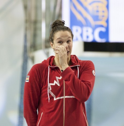 Chantal Vanlandegham 2016 Swimming Canada Olympic Trials.