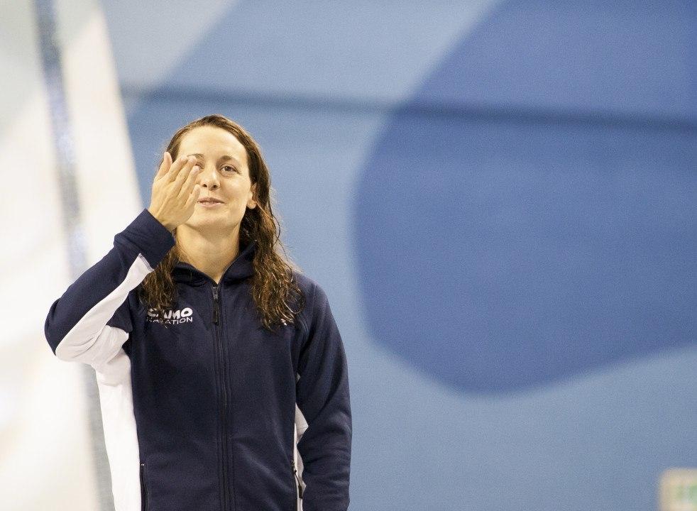 2016 Olympic Relay Medalist Sandrine Mainville Retires