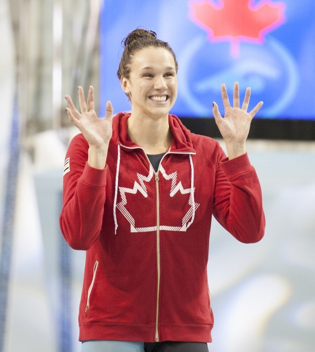 2 Canadian Olympic Swimmers Retire