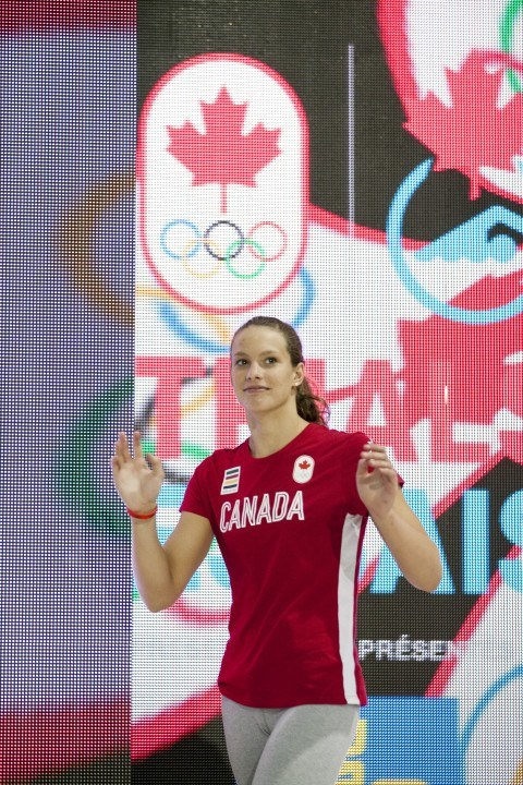 Swimming Canada's Stat-Based Talent ID System Predicted Oleksiak