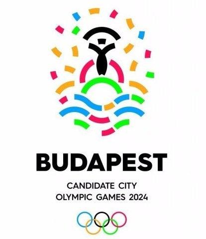 Budapest 2024 Logo