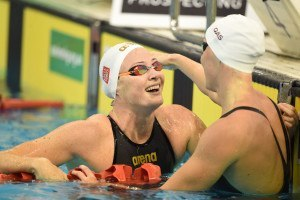 In Addition To Swimming Fast, Aussies Can Smile & Laugh, Too