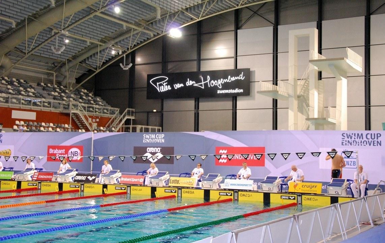 Swim Cup Eindhoven mit Staraufgebot: Kromowidjojo, Bovell, Ottesen