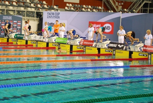 Swim Cup Eindhoven 2015, Youngsters Competition