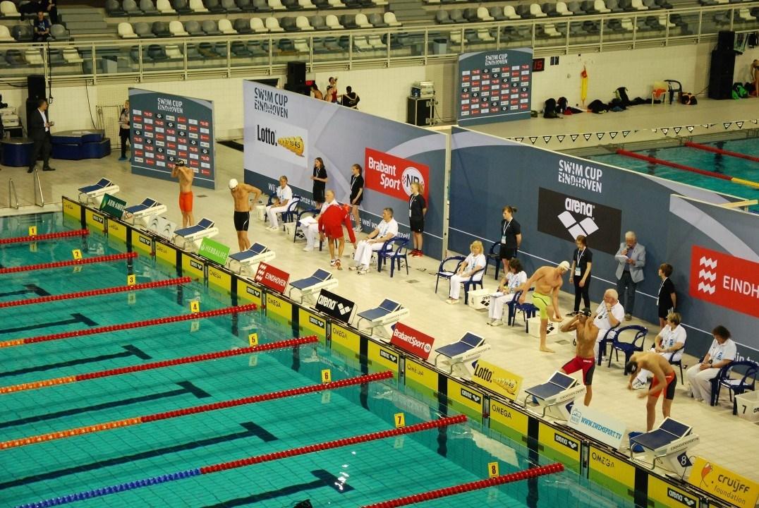 Ergebnisse: Eindhoven Swim Cup, Tag 2