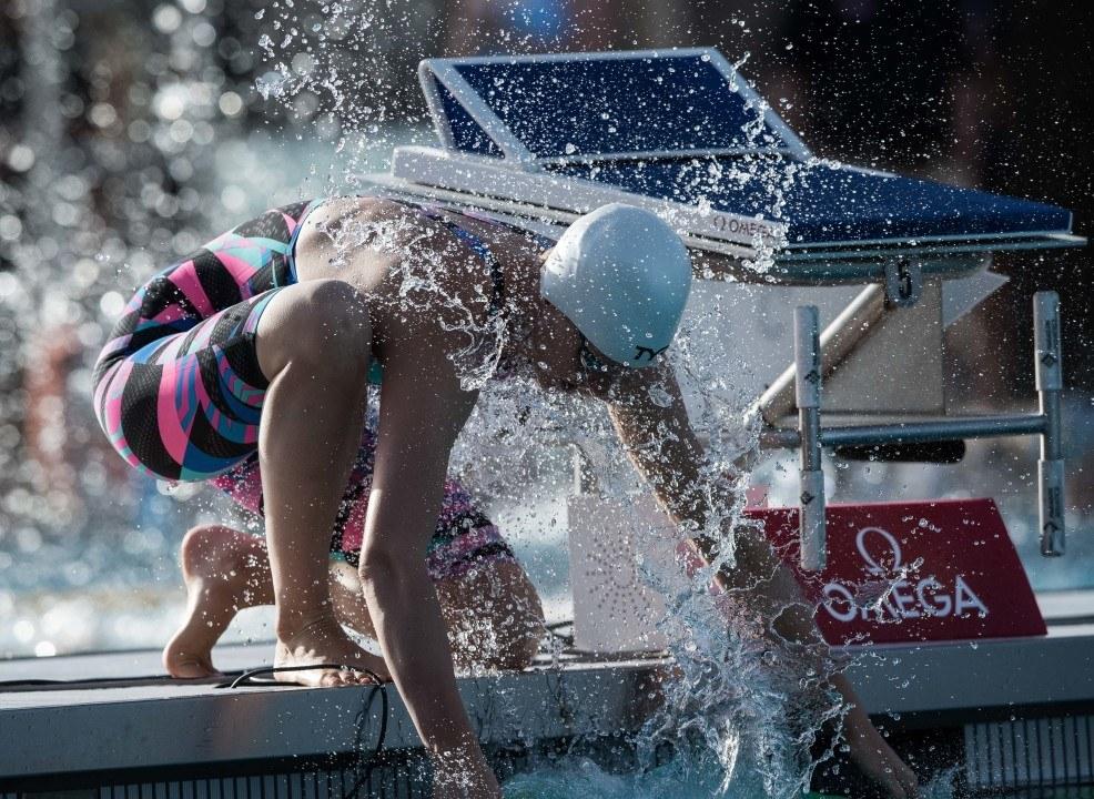 2016 Arena Pro Swim Series- Charlotte: Day 4 Prelims Live Recap