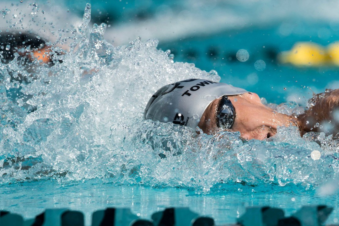 Darian Townsend Downs Three Masters World Records In Tempe