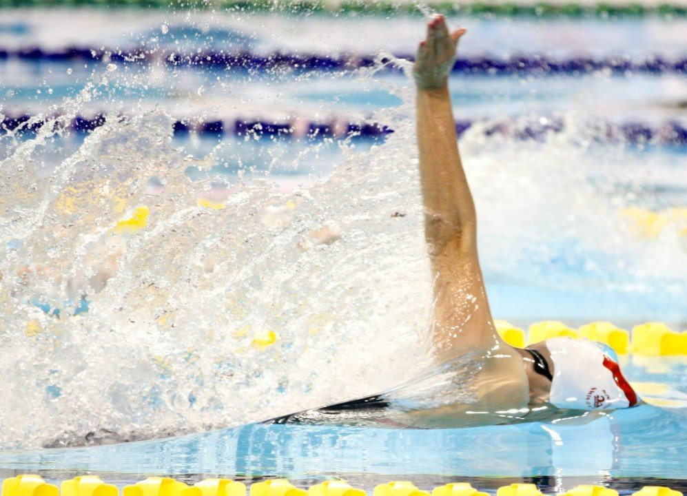 Kisil, Masse Break Championship Records At U Sport Day 2 Prelims