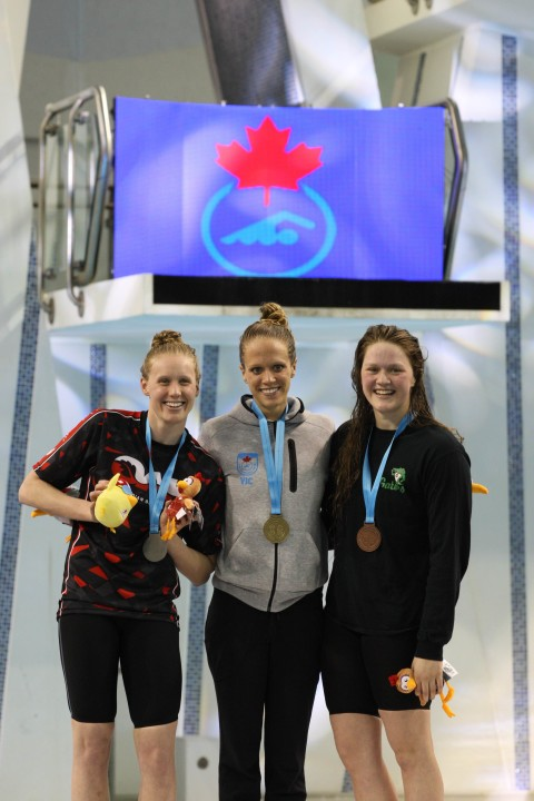 Hilary Caldwell Throws Down 5th Fastest 200 Back For Olympic Berth