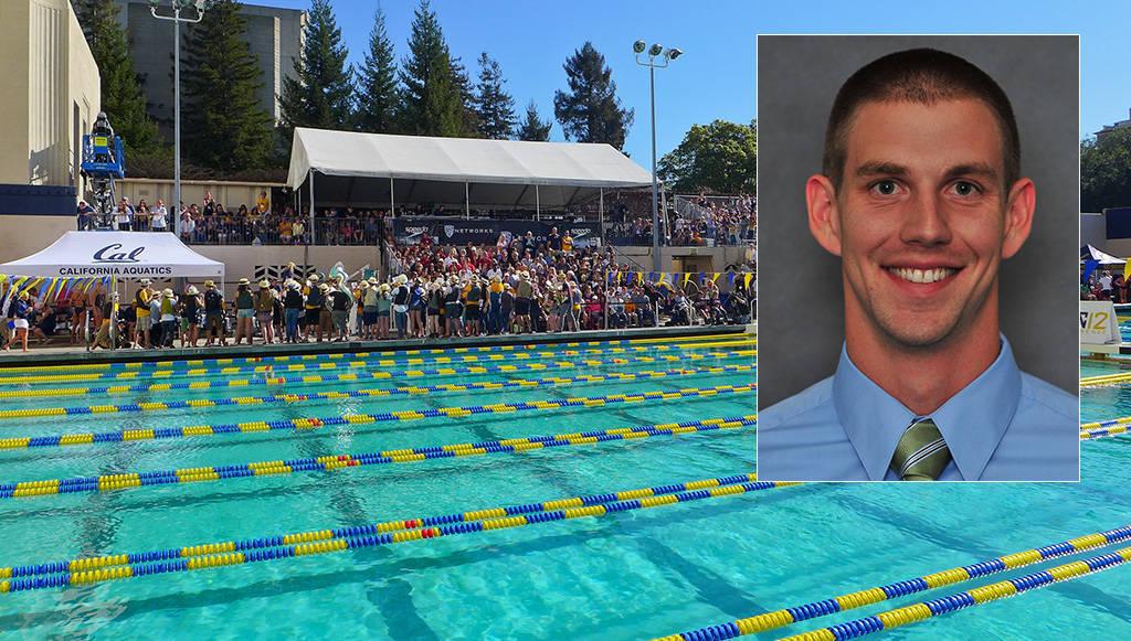 Cal Names Ian Walsh Assistant Women's Swimming Coach