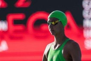 Isabella Arcila se mide a las más grandes en el Pro Swim Series