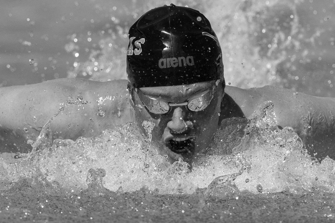 Jack Conger Adds Backstroke to Fly/Free Combo for Olympic Trials