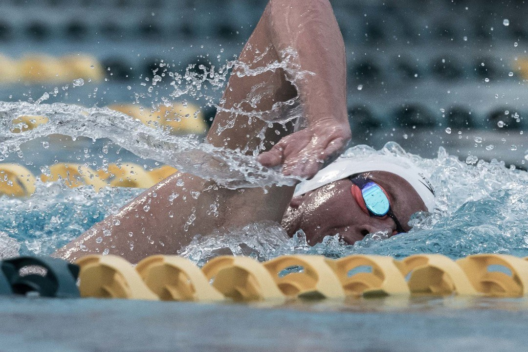 How to Master the Process of Becoming an Elite Swimmer