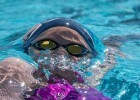 Kirsty Coventry in the prelims of the 200 IM in Mesa, Arizona (photo: Mike Lewis)
