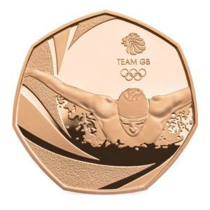 Team GB Commemorative Coin, 2016