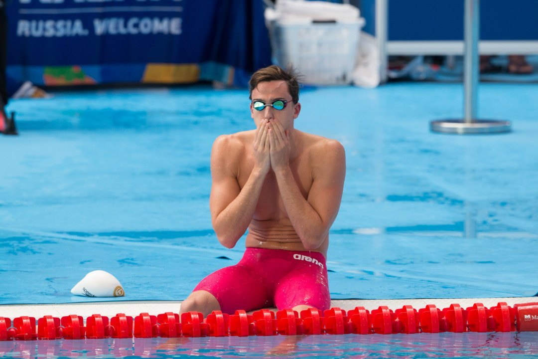 French Olympic Silver Medalist Clément Mignon Announces Retirement