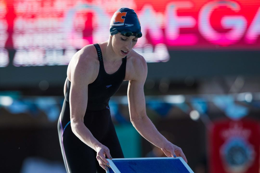 Blueseventy Swim of the Week: Kennedy Sprints Like The Wind In Mesa