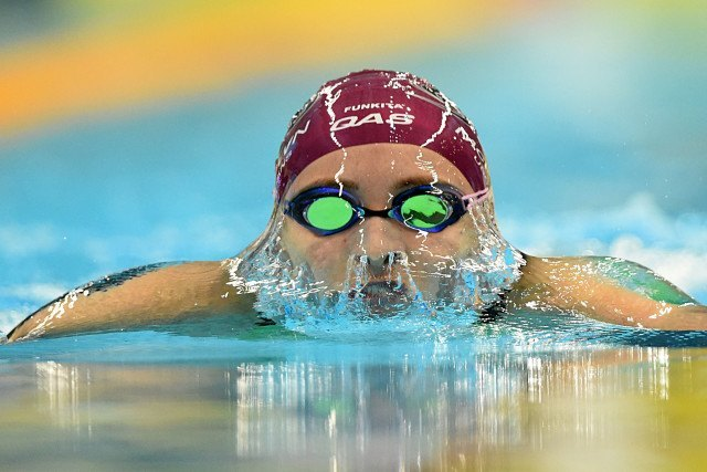 Taylor McKeown - courtesy of Swimming Australia