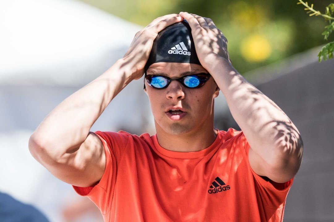 Michael Andrew Will Swim 5 Races at the 2016 Olympic Trials