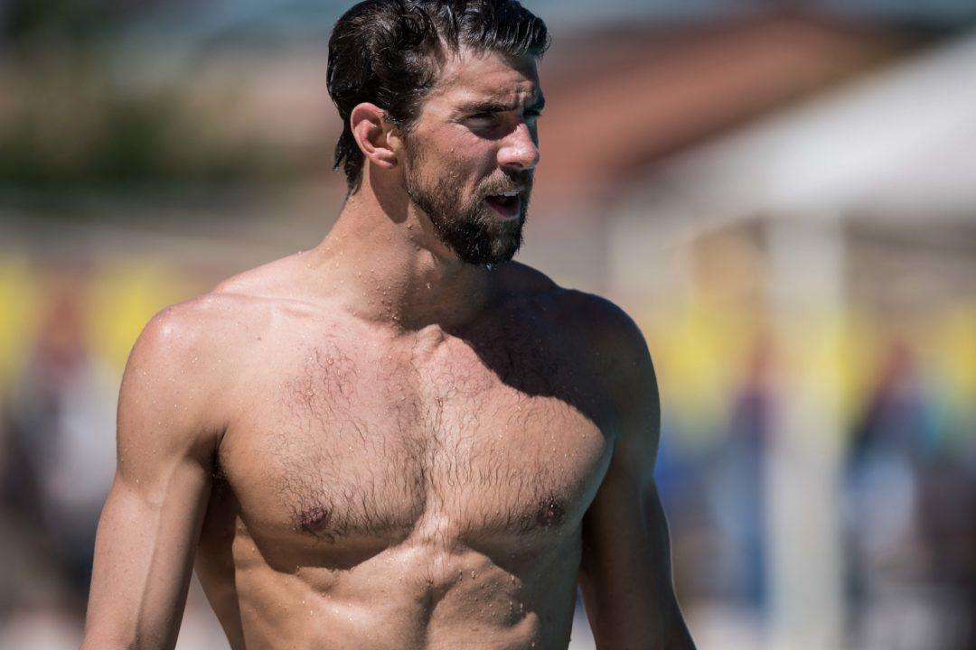 Getting Paid: Phelps Reportedly Earns 200k For Facebook Live Posts