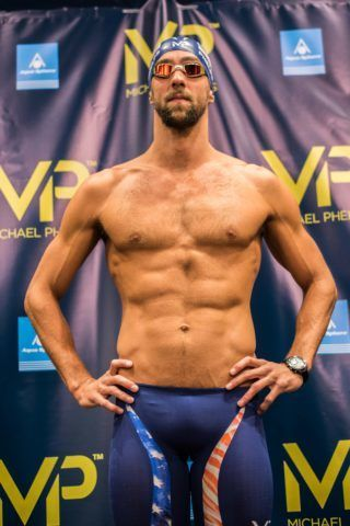 Michael Phelps Suit Launch by Mike Lewis (5 of 5)