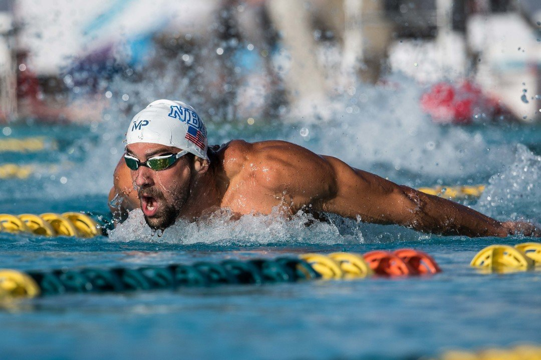 Michael Phelps hat nun eigene Emojis: Phelpsmoji