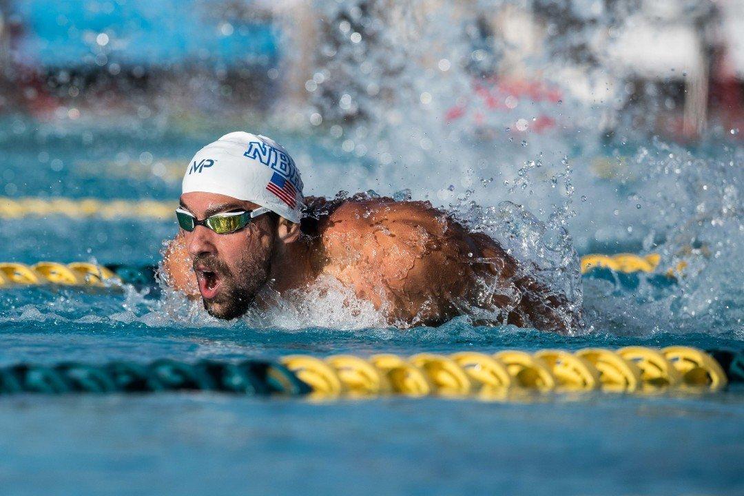 "Michael Phelps: ""Sentía como si no quería ver otro día"""