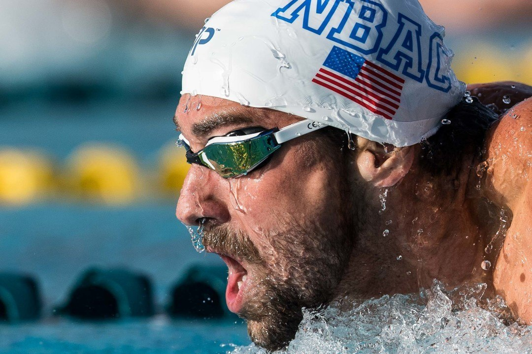 Michael Phelps Will Swim 4 Races At Final Olympic Trials Tuneup