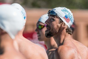 Phelps: The only time I went faster in season, I broke a WR (Video)