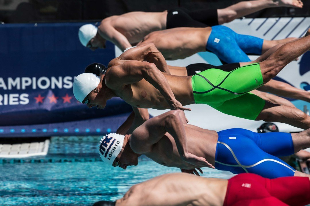 Consistent Adrian, Dominant Ledecky Lead 2016 PSS Points After Mesa