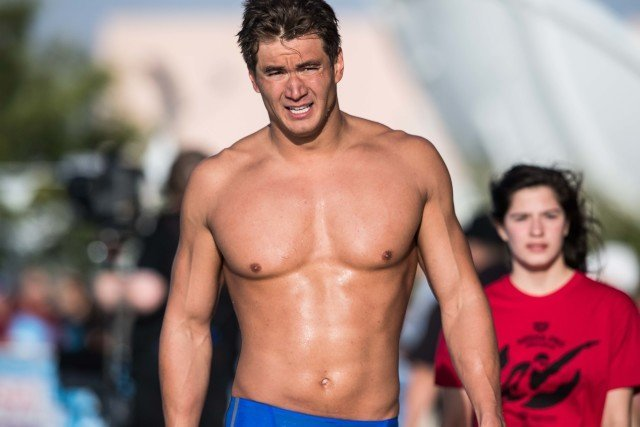 Nathan Adrian fastest 50 - takes the gold in Mesa (photo: Mike Lewis)