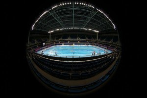 Rio Olympic Pool Hosts Successful Maria Lenk Meet With Some Complaints