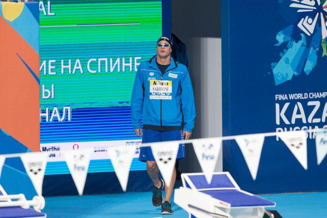 2016 Italian Nationals and Olympic Trials: Day 1 Finals Live Recap