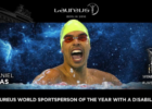 Daniel Dias Laureus Sports Awards